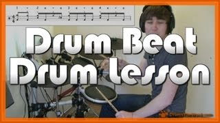 ★ Scentless Apprentice (Nirvana) ★ Drum Lesson | How To Play Drum Beat (Dave Grohl)