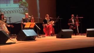 Soirée de musique andalouse à Agoulême diffusée sur Youtube 2017 Video