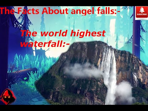 One minute ideas about angel falls.