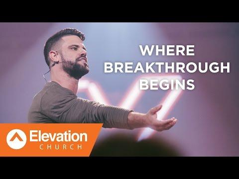 Стивен Фуртик - С чего начинается прорыв   Проповедь (2017)