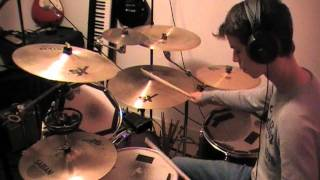 Download Lagu The Script - The Man Who Can't Be Moved | Drum cover by Domenico Mp3