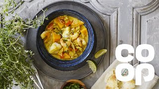 How To Make Delicious Mauritian Fish Curry