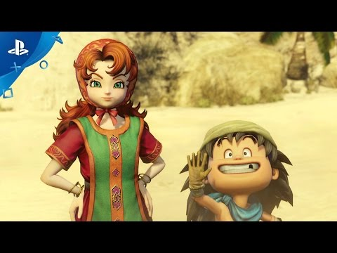 DRAGON QUEST HEROES II - Meet the Heroes, Part III: Maribel & Ruff | PS4