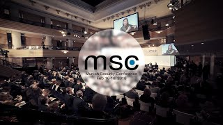 Munich Security Conference 2018 - Impressions from the Full Conference