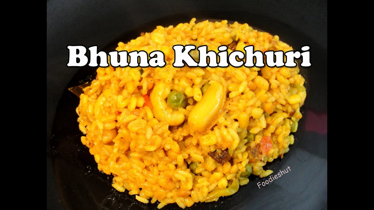 Bengali bhuna khichadi recipe khichuri by foodies hut bengali bhuna khichadi recipe khichuri by foodies hut 0013 youtube forumfinder Images