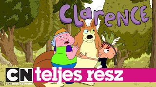 Clarence | Chimney (teljes rész) | Cartoon Network