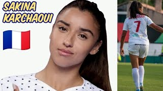 French Futbol Babe Sakina