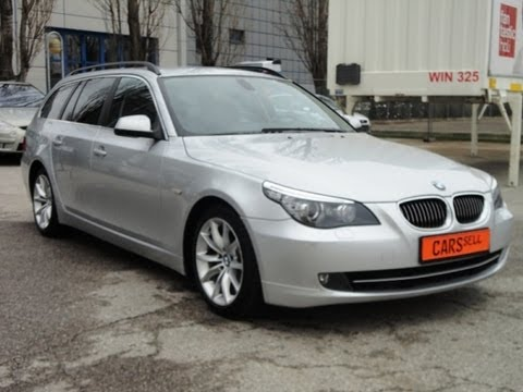 bmw 530d touring aut 2009 youtube. Black Bedroom Furniture Sets. Home Design Ideas