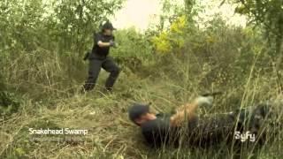 Trailer Pelicula SnakeHead Swamp