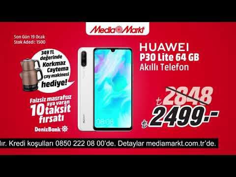 Karne Hediyeleri MediaMarkt'ta   Huawei P 30 Lite Akıllı Telefon   2499TL! #MediaMarkttaKeyfineBak
