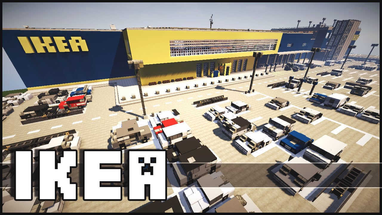 Minecraft ikea interior inspiration designs youtube gumiabroncs Gallery
