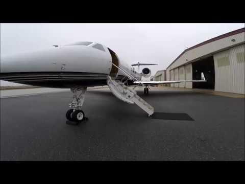 Gulfstream IV-SP Flight from Philadelphia KPHL to Opa-Locka Executive KOPF