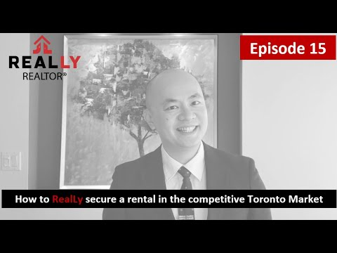 How to secure a rental in the competitive Toronto Market