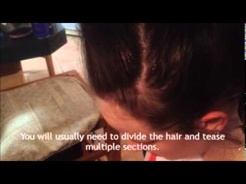 How to do a quiff