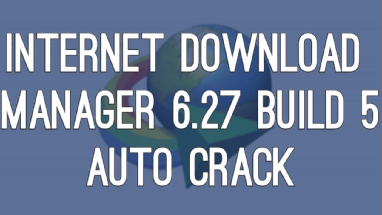 crack internet  manager 6.27 build 5