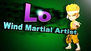 SUMMONERS WAR | Lo (Wind Martial Artist) - I took the Bullet
