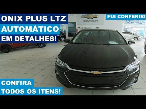 Chevrolet Onix Plus LTZ 2020 Automático - Em Detalhes!