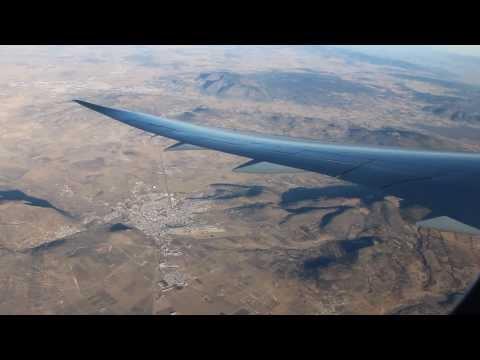 Aeromexico Boeing 787 MEX-JFK full flight HD