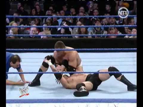 Début de Vladimir Kozlov à la WWE