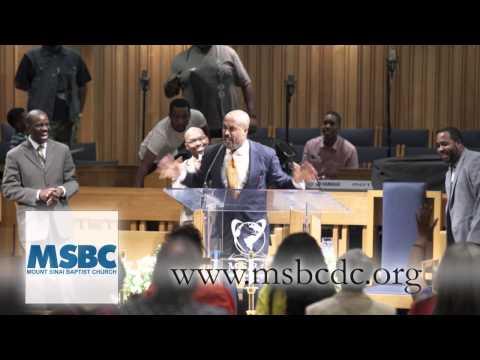 Mt Sinai Baptist Church Video | Church in Washington DC
