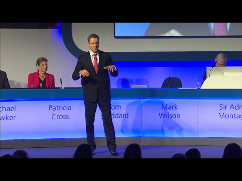 Aviva Group CEO speech at Aviva's 2017 AGM