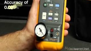 Fluke 719 Portable Electric Pressure Calibrator
