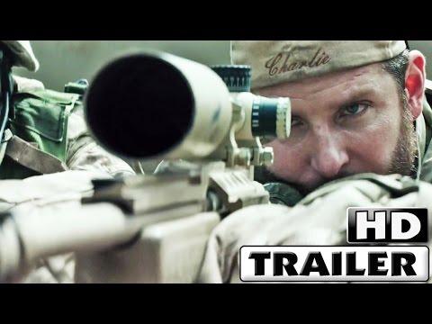 El Francotirador Trailer 2015 Espa�ol