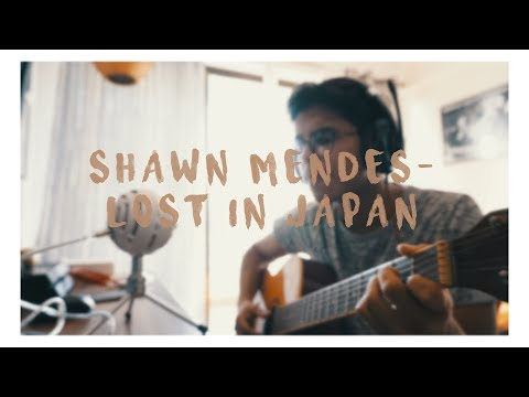 Shawn Mendes - Lost In Japan (Jaden Maskie Cover)
