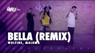 Bella (Remix) - Wolfine, Maluma | FitDance Life (Coreografía) Dance Video