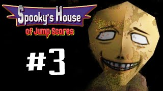 - Spooky s House of Jump Scares ЭТО УЖЕ SCP 3