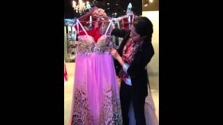 Insta-video 2013 Jovani, Tony Bowls, Sherri Hill