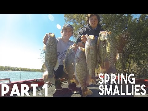 Smashing Spring Smallmouth: Part 1- Oklahoma Trip #2