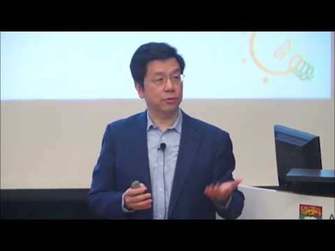 Dr Kai-Fu Lee - The Future of Artificial Intelligence