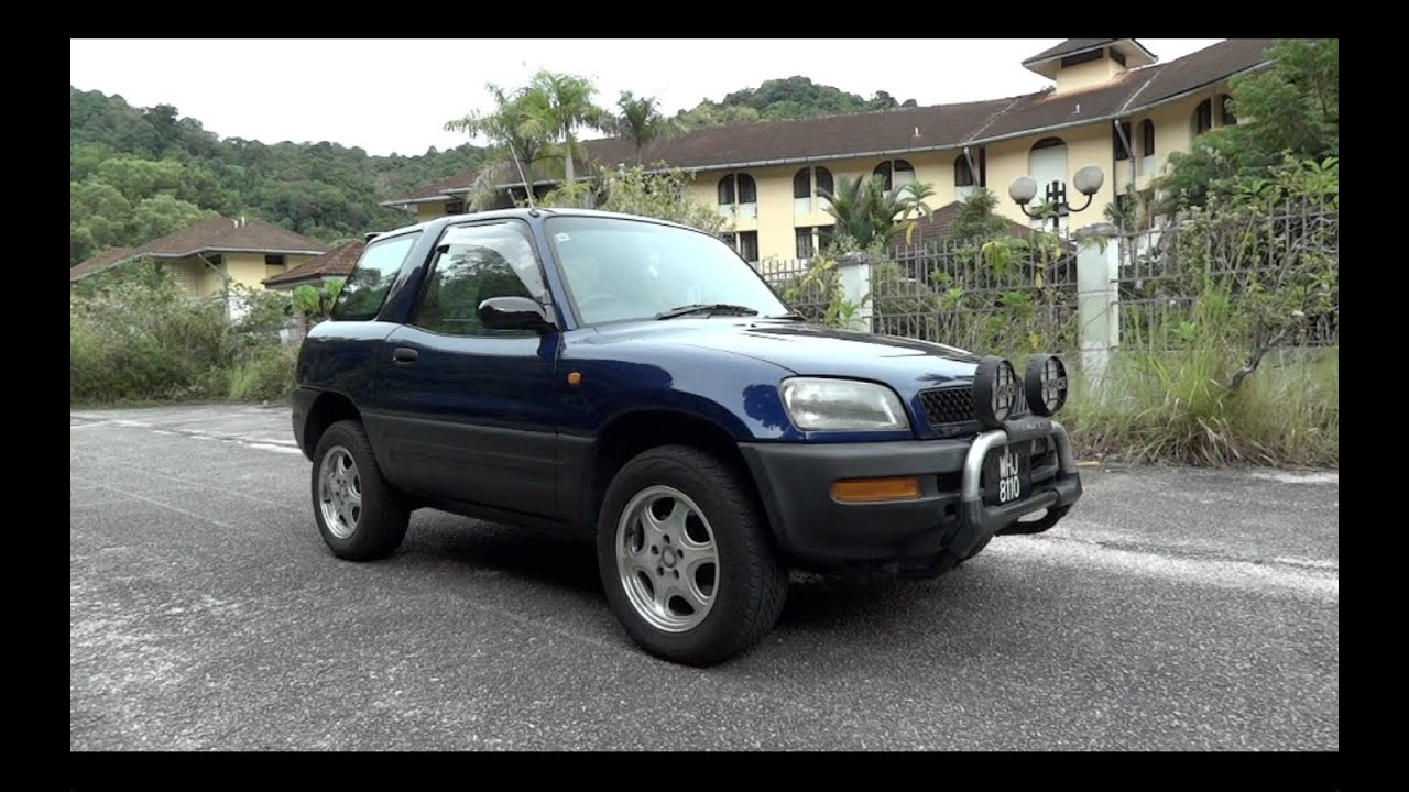 1996 toyota rav4 l 3 door hardtop start up full vehicle tour 1996 toyota rav4 l 3 door hardtop start up full vehicle tour and quick drive youtube sciox Choice Image