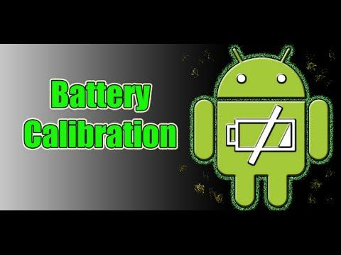 Лечим батарею Смартфона Battery Calibration