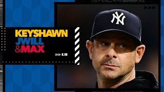I didn't feel like I was in limbo - Aaron Boone joins KJM to talk re-signing with the Yankees | KJM