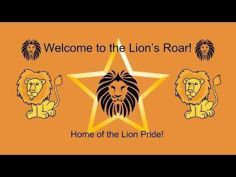Lion's Roar Q1-2 Los Osos MIddle School