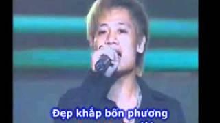 Nguyen Duc Cuong - Em Trong Mat Toi (Karaoke)