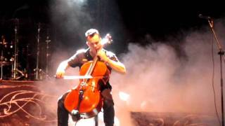 Apocalyptica - Nothing Else Matters - Bogotá 22 de Enero 2012