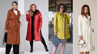 100 самых модных и стильных фасонов женской верхней одежды от белорусских трикотажных производителей