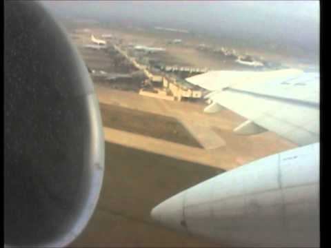 THE SIGHT & THE SOUND 1/4 : Balkan Bulgarian TU-154M LZ-BTN inflight documentary from LHR to Sofia