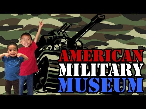 American Military Museum (Best Hidden Museum in Los Angeles): Traveling with Kids
