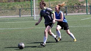 Mistrzostwa Ostrołęki w Piłce Nożnej Kobiet: ZSZ nr 2 - I LO