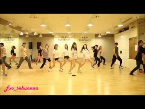 《 KPOP MAGIC DANCE 》F(x) All Mine ft. Mamma mia