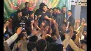 Akbar -e- Man Naujawan - Noha - Shahid Baltistani - 26 Safar 2009 Shab Bedari Peshawar (22/29)