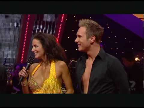 Esther Anderson  Dancing With the Stars Week1