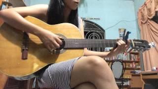 Cứ thế mong chờ (cover guitar)