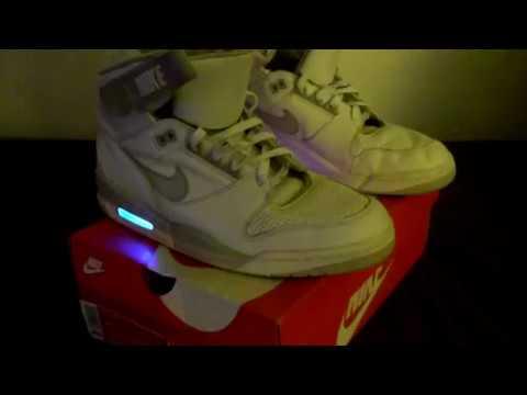 Nike Air Revolution (RGB LED Custom)