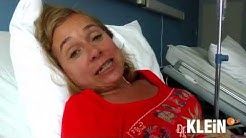 Frau Dr. Klein im Krankenbett?!