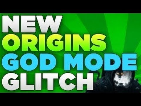how to get origins godmode